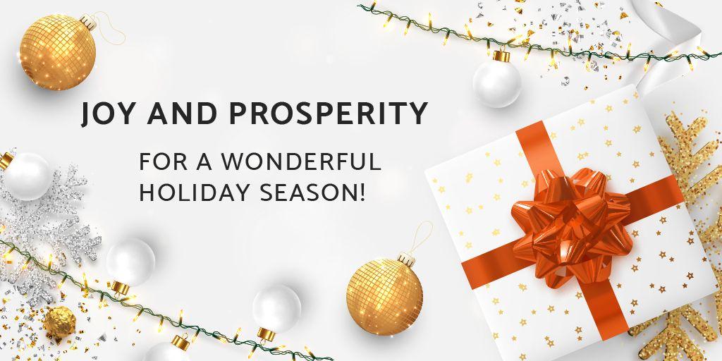 圣诞快乐和新年快乐!领取您的外汇礼物!