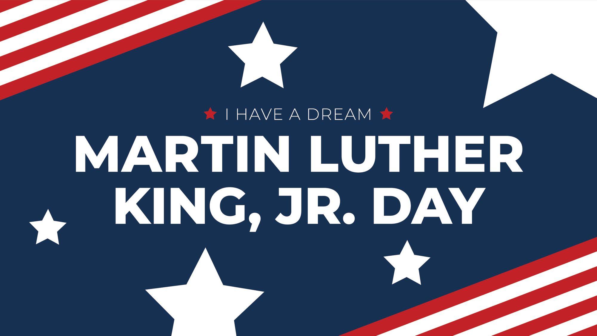 马丁·路德·金纪念日交易时间更改