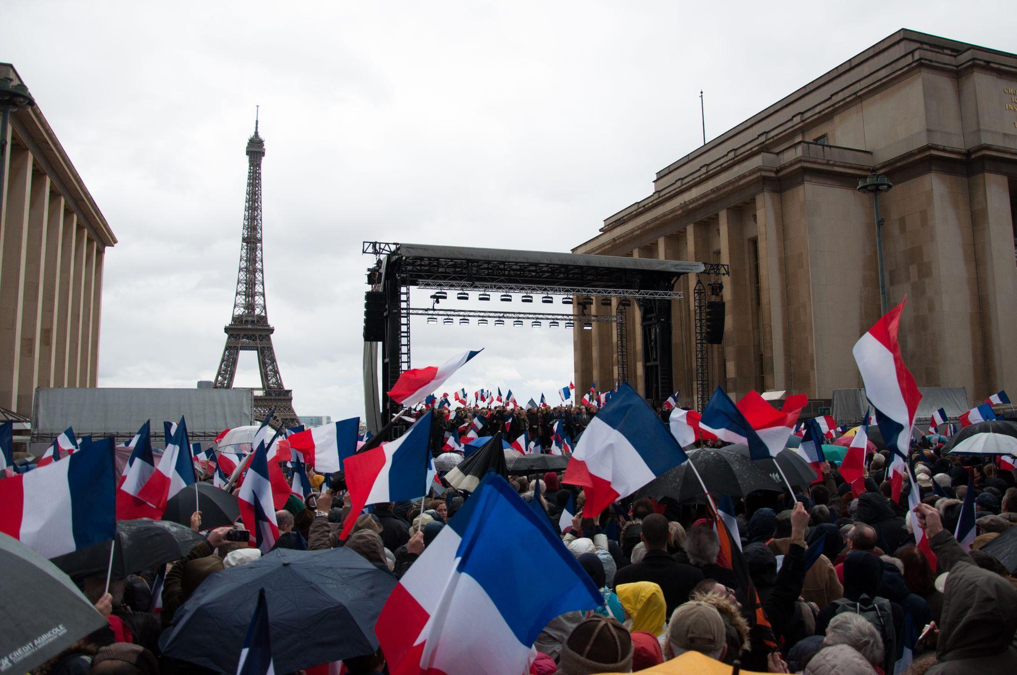 FXOpen由于法国第二轮总统投票而增加保证金