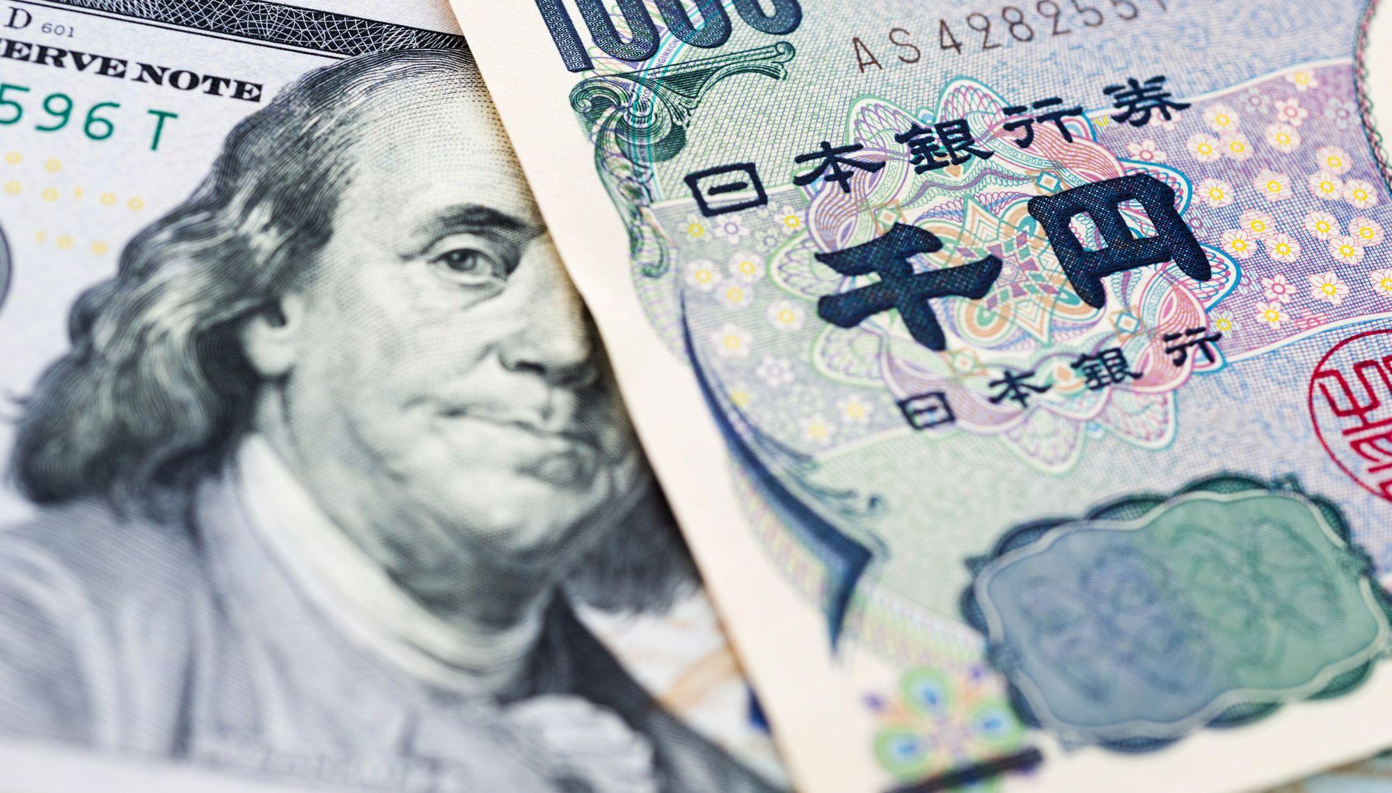 FXOpen美元和日元品种外汇保证金恢复