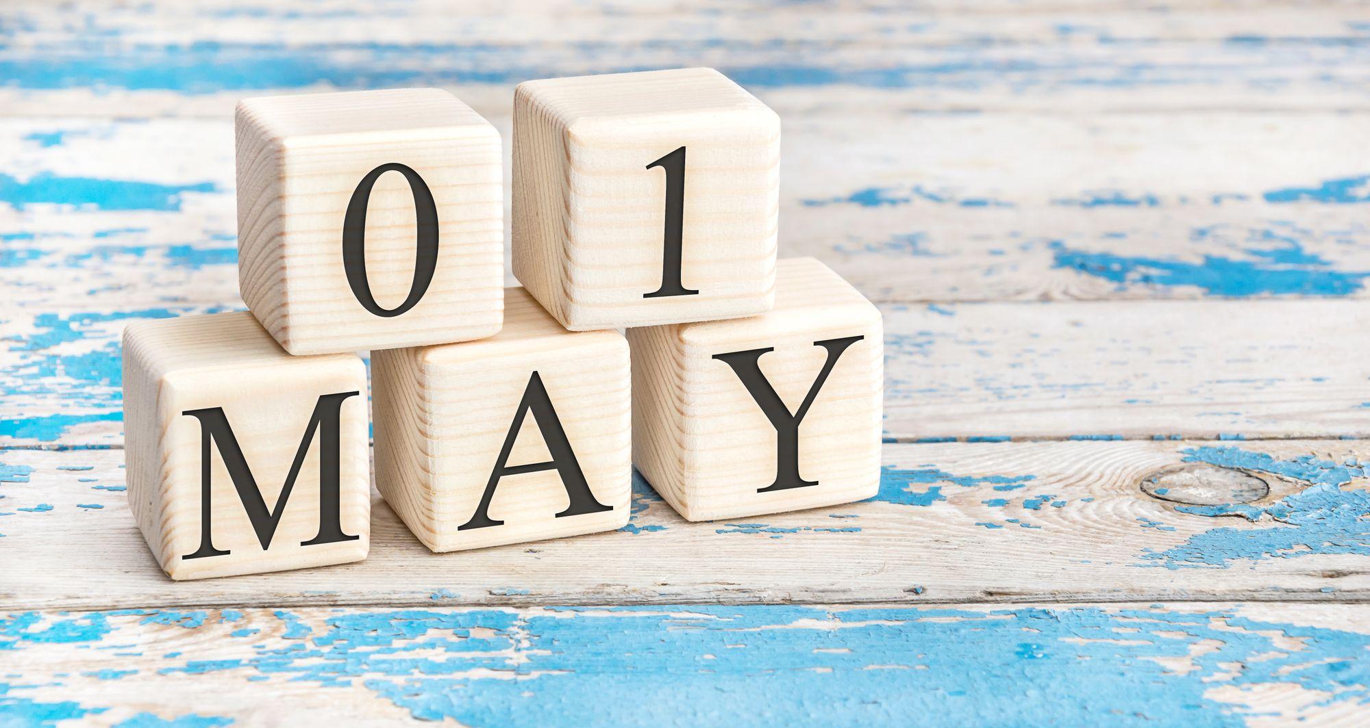 5月1日指数交易变动