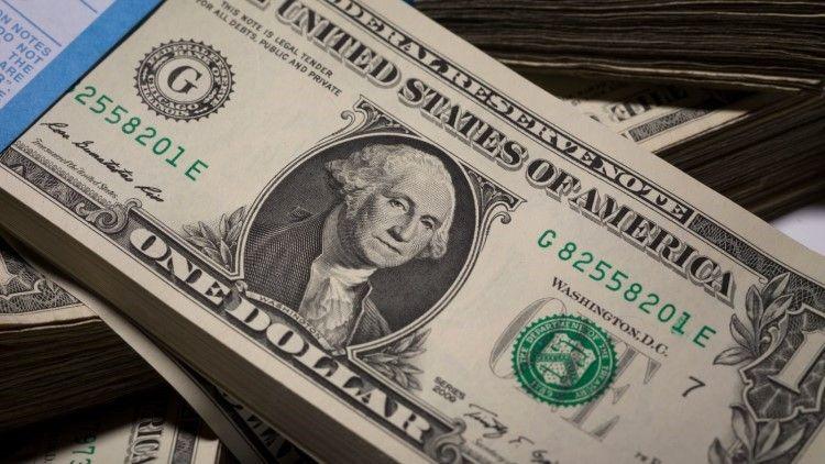 收益率上升火花美元拉力赛