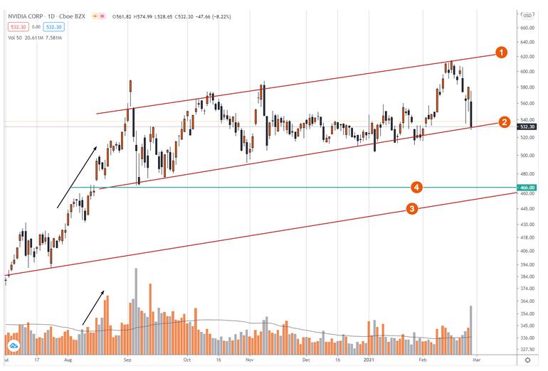 NVDA 股票概览
