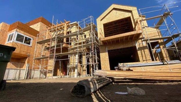 随着美国房地产市场的繁荣,木材价格开始飙升
