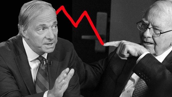 自助餐和达里奥准备股市崩盘?