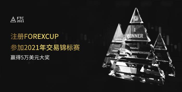 2021 年外汇杯交易锦标赛:创造交易历史并赢得 50000 美元